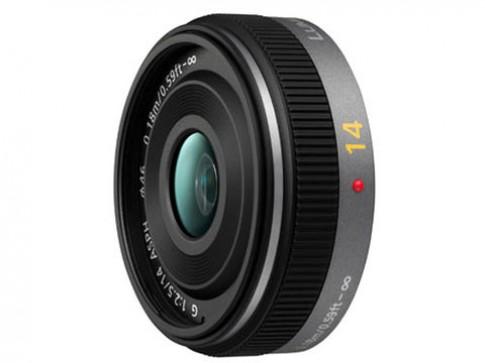 3 ống kính Lumix mới cho máy ảnh GH2