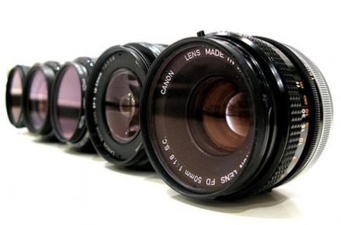 3 ống kính thông dụng cho người mới chụp