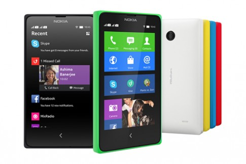 3 smartphone Nokia chạy Android giá rẻ trình làng