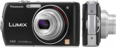 300 USD cho máy ảnh siêu mỏng Panasonic FX75