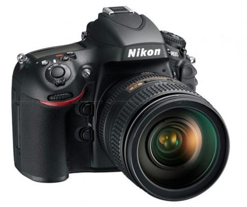 30.000 máy Nikon D800 sản xuất mỗi tháng