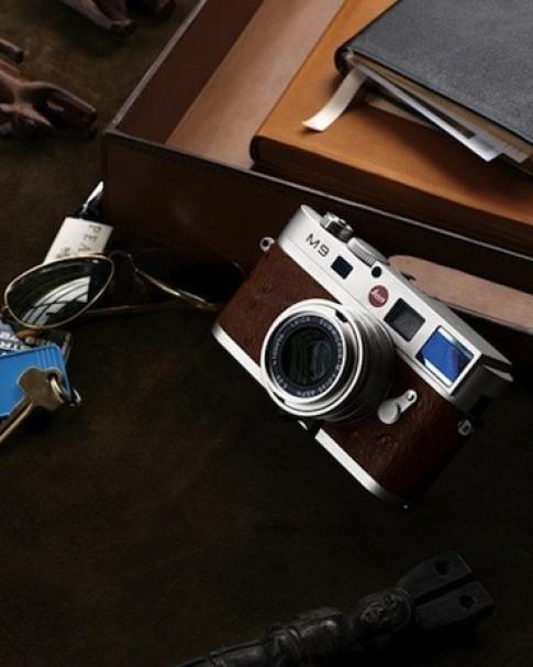 340 triệu đồng cho Leica M9 bọc da đà điểu
