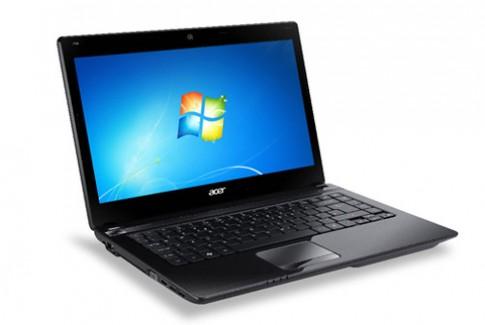 4 màu lựa chọn cho Acer Aspire 4752