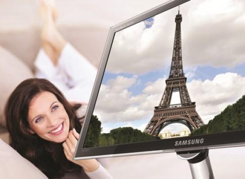 4 series màn hình máy tính mới của Samsung