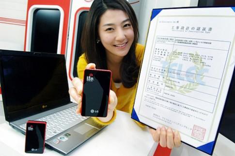 4 triệu máy Optimus LTE đã được bán ra
