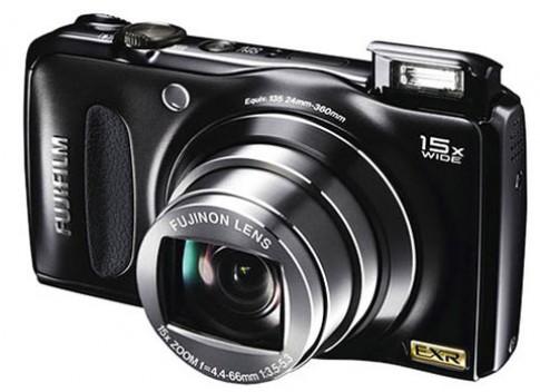 5 công nghệ máy ảnh ấn tượng nhất 2010