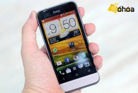 5 'dế' Android tầm trung đáng tiền