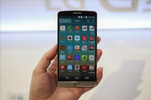 5 điểm ấn tượng trên LG G3