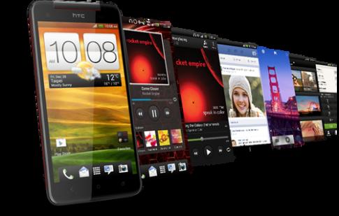 5 điện thoại màn hình ấn tượng nhất 2012