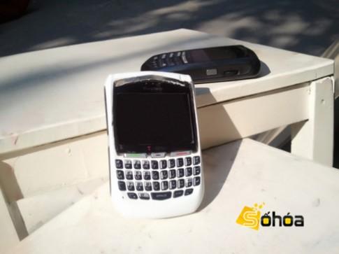 5 mẫu smartphone BlackBerry pin tốt