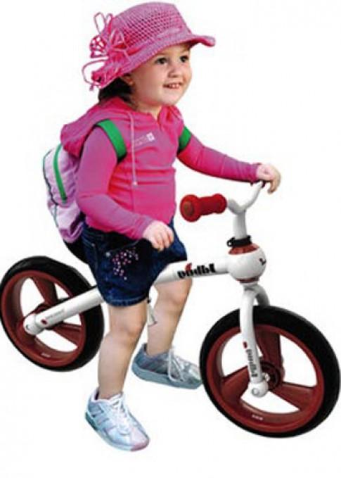 5 mẫu xe đạp cho bé 2-4 tuổi