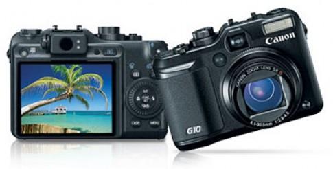 5 máy ảnh du lịch chất lượng cao của Canon