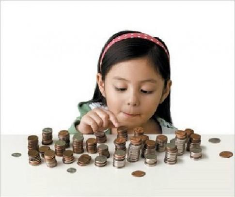 5 nguyên tắc dạy cho con sử dụng tiền