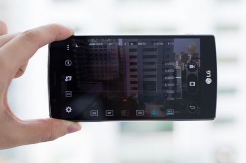 5 smartphone chụp hình đẹp nhất 2015