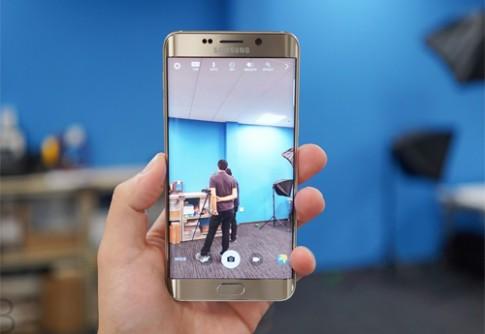5 smartphone chụp 'tự sướng' tốt nhất 2015