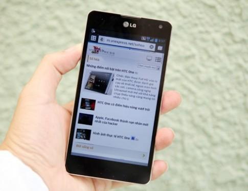 5 smartphone 'khủng' bán ra trong tháng 3