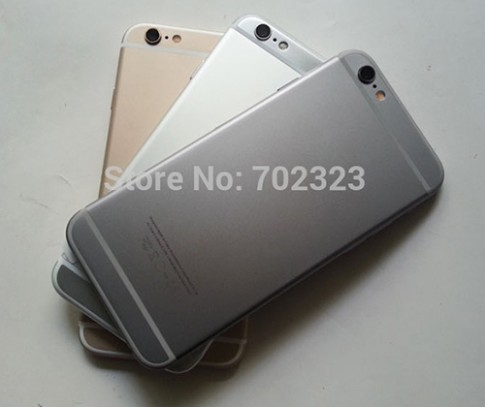 5 smartphone thiết kế hệt iPhone 6