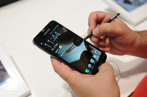 5 triệu máy Galaxy Note đã được xuất xưởng