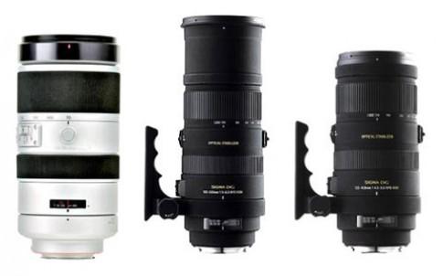 5 xu hướng ống kính mới