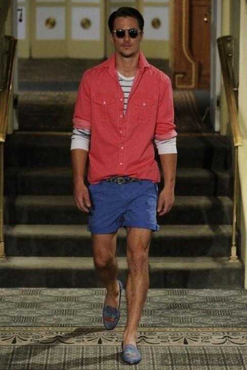 5 xu hướng thời trang nam xuân hè 2014 từ NYFW