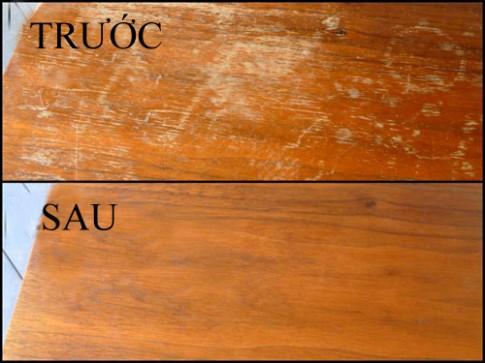 6 cách vệ sinh đồ gỗ nội thất sạch và sáng bóng như mới cho dịp Tết