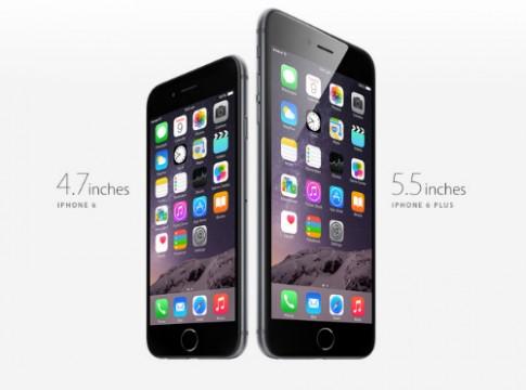6 khác biệt giữa iPhone 6 và iPhone 6 Plus