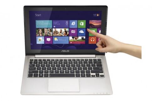 6 laptop Windows 8 màn hình cảm ứng sắp bán tại VN