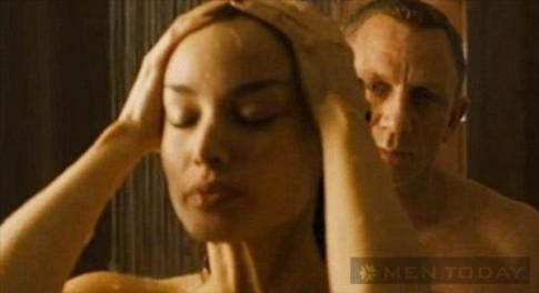 """6 tuyệt chiêu """"tán gái"""" của James Bond trong Skyfall (P1)"""