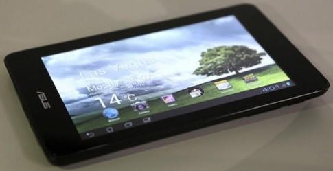 600 nghìn tablet Google Nexus xuất xưởng tháng sau
