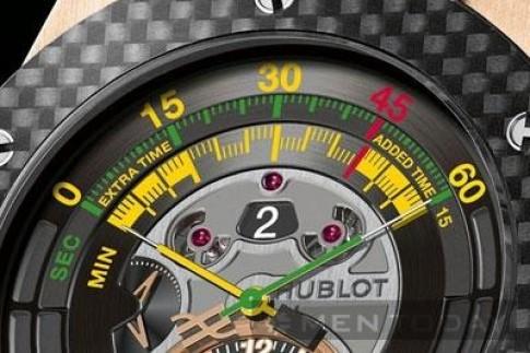 7 mẫu đồng hồ dành cho chàng mùa World Cup 2014