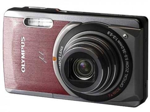 7 máy ảnh mới của Olympus