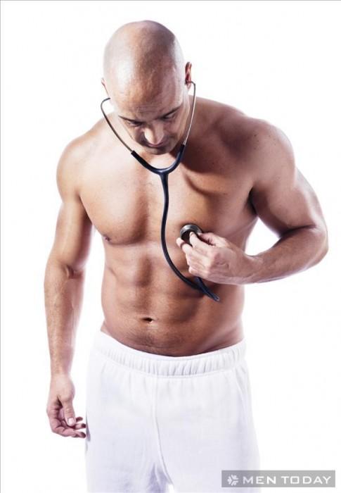 7 nguy cơ về sức khỏe ở nam giới