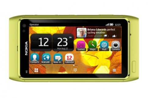 7 smartphone Nokia được nâng cấp Belle