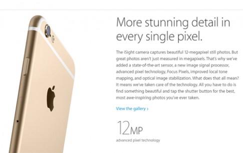 7 thay đổi trên iPhone 6s và 6s Plus