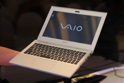 7 ultrabook dùng chip Ivy Bridge tại VN