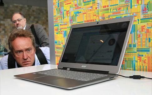75 ultrabook mới đang được Intel phát triển