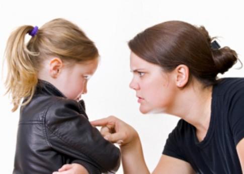 8 câu không nên nói với trẻ