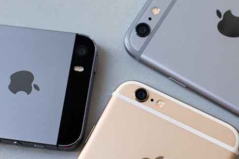 8 thế hệ iPhone đọ camera