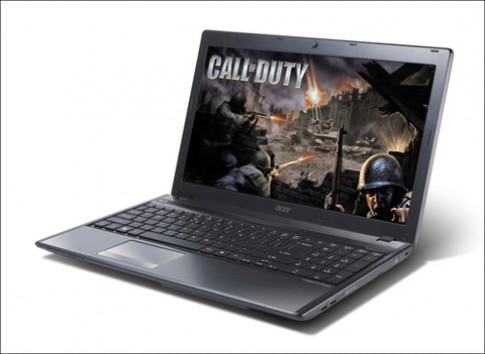 Acer Aspire 5755G cổ điển mà hiện đại