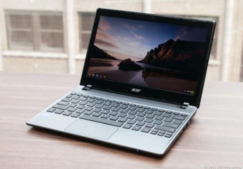 Acer C7 Chromebook nâng cấp, giá 6,2 triệu đồng
