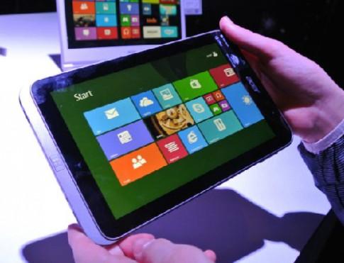Acer hé lộ tablet W4 sử dụng chip Intel Atom thế hệ mới