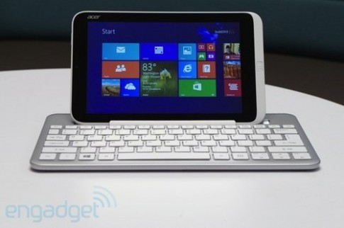 Acer Iconia W3 - máy tính bảng Windows 8 'đoản mệnh'