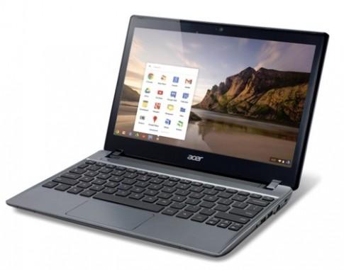 Acer nâng cấp cấu hình cho mẫu Chromebook rẻ nhất thị trường