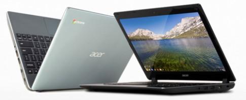 Acer ra Chromebook mới giá chỉ 4,1 triệu đồng