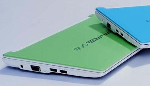 Acer ra mắt dòng netbook chạy hai hệ điều hành