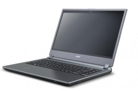 Acer sắp ra 4 ultrabook với giá từ 699 USD