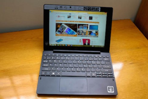 Acer thêm mẫu máy tính lai và desktop siêu nhỏ