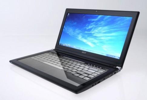 Acer trình làng laptop hai màn hình