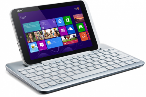 Acer trình làng tablet 8 inch đầu tiên chạy Windows 8