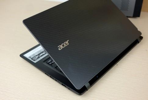 Acer V3-371 - laptop trang bị ổ SSD giá từ 10,9 triệu đồng